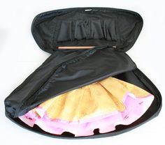 MADE TO ORDER Irish Dance Dress Bag by EverSewNice on Etsy