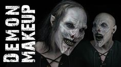 Demon / Vampire RBFX Makeup with Thomas Surprenant