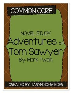 PL PLZ HELP ME WRITE A ESSAY ON THE ADVENTURES OF TOM SAWYER.?