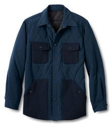 Lands' End Men's Quilted Nylon Shirt Jacket for $40  free 2-day shipping #LavaHot http://www.lavahotdeals.com/us/cheap/lands-mens-quilted-nylon-shirt-jacket-40-free/152790?utm_source=pinterest&utm_medium=rss&utm_campaign=at_lavahotdealsus