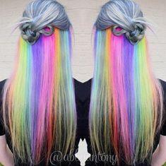 Underlights Hair Colour Trend   POPSUGAR Beauty UK