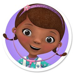 Doc McStuffins runs a toy clinic in her playhouse.