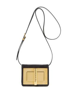 Natalia Suede Small Crossbody by Tom Ford at Gilt