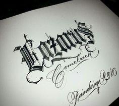Paindesignart Calligraphy Artist, Calligraphy Words, Calligraphy Handwriting, Calligraphy Alphabet, Typography Letters, Caligraphy, Typography Logo, Typography Design, Tattoo Lettering Design