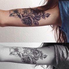 What a great tattoo idea ! Qu'elle bonne idée de tatouage, que ce soit pour homme ou femme !