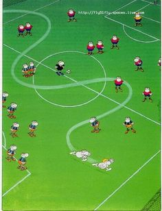 Fantasy Football Funny Hilarious Disney Fantasy Football Names Football Trophies, Football Jokes, Football Art, Chris Riddell, Fantasy Football Names, Soccer Art, Quentin Blake, You Make Me Laugh, Disney Fantasy