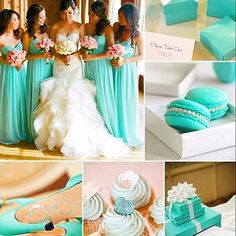 Blue tiffany inspirations. In love with the details! | www.mysweetengagement.com