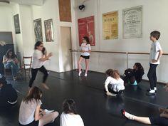 La classe di Musical Weekend Milano Piccoli al lavoro!  #scuoladimusical #perchecidivertiamo #MusicalWeekend