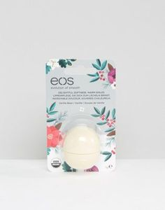 EOS Limited Edition Vanilla Bean Lip Balm Sphere