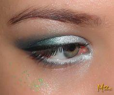 MariCômio: Maquiagem Sereia - Rainha do Mar