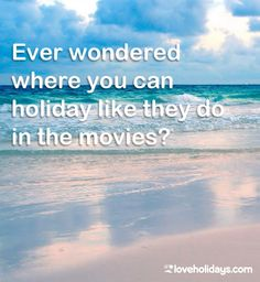 Travel Tips, Holiday Inspiration and Travel Guides - loveholidays Travel Guides, Travel Tips, Us Travel, Travel Inspiration, Canning, Beach, Holiday, Blog, Movies