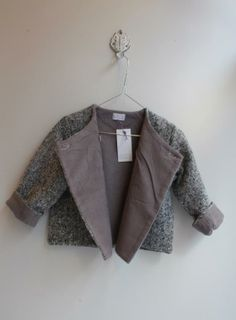 Wool jacket by Violeta Federico - Pigve