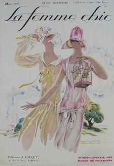 la femme chic 1927
