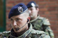 Zeigen Sie Entschlusskraft und Überblick und beteiligen Sie sich als Luftwaffensicherungssoldat an der Absicherung von Objekten und wertvollem Gerät – in Ausbildung und Gefechtseinsatz.