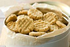 Peanut Butter Cookies (Dairy & Gluten-Free)