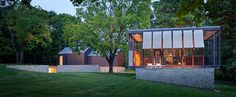 Mid-Century Country Estate Renovation by Roger Ferris