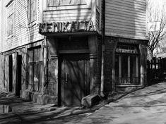 Kuvien sijaintia on vaikea uskoa: Lumottu kaupunginosa, jota ei enää ole Helsinki, Historia