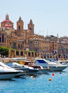Boat parking in Malta.    Copyright Olexiy Bayev/amongraf.ro/shutterstock
