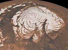 Lava spirals found on mars. 4/26/2012