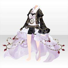 アストラルアルケミー|@games -アットゲームズ- Manga Clothes, Drawing Clothes, Character Costumes, Character Outfits, Chibi, Other Outfits, Cute Outfits, Anime Dress, Cocoppa Play