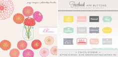 Clip Art Resources (For Blogs!) | Melanie Biehle | Abstract Painter, Collage Artist, Interiors + Lifestyle Photographer