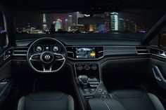 Hibrit Motorlu 2013 Volkswagen Cross Blue Coupe Konsept Şanghay'de Sergileniyor - Turkeycarblog