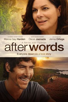 Marcia Gay Harden, Óscar Jaenada and Jenna Ortega in After Words (2015)~very heartwarming...I loved this movie