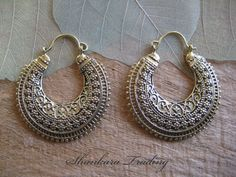 Hey, I found this really awesome Etsy listing at https://www.etsy.com/listing/219897389/tribal-earrings-gypsy-hoop-earrings