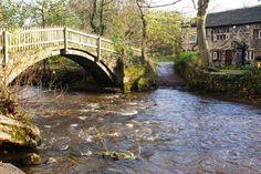 Beckfoot Bridge (Bingley West Yorkshire).