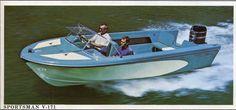 1964 Glastron Boat