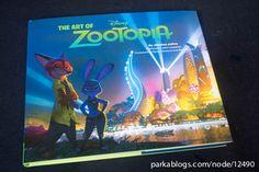 The Art of Zootopia - 01