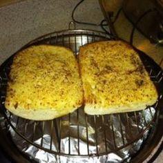 garlic bread in the NuWave - BigOven 819395 Halogen Oven Recipes, Nuwave Oven Recipes, Convection Oven Recipes, Cooking Recipes, Nu Wave Recipes, Quick Recipes, Yummy Recipes, Nu Wave Oven, Pro Cook