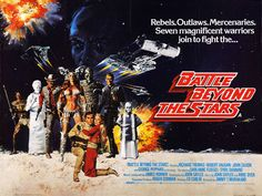 | Battle Beyond the Stars (1980) movie poster #7 - SciFi-Movies
