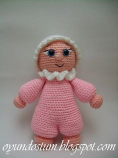 Pink doll 1