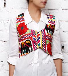 Multicolor Jackets.. Get it done at http://mytailor.in/