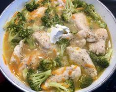 Fileciki z kurczaka w sosie serowo-brokulowym - Blog z apetytem Meat, Chicken, Blog, Beef, Blogging, Cubs