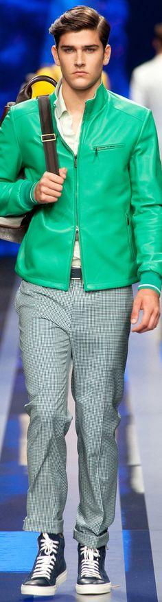 Canali Menswear Spring | Men's Fashion & Style | Casual Luxury | Moda Masculina | Shop at designerclothingfans.com