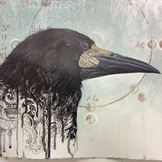 Bryan Holland Arts - Rook
