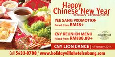 Welcome the Year of Horse! Gather your family and friends for a reunion this Lunar New Year and our auspicious delights will be sure to charm your lucky palates!