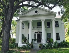 Stone-Young Plantation Montgomery, AL, was acquired and restored by on
