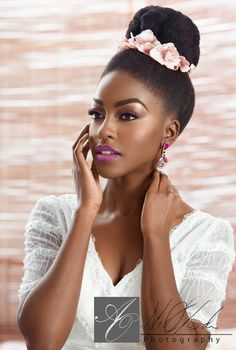 Bridal Beauty by Joy Adenuga on BellaNaija 6