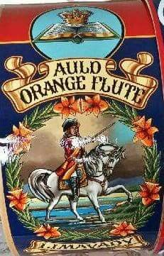 Auld Orange Flute, Flute Band Limavady Red White Blue, Purple And Black, George Walker, Orange Order, Rangers Fc, Winter Palace, Bear Face, Republic Of Ireland, Freemasonry