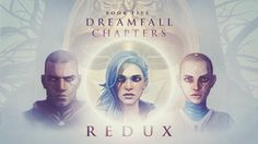 Dreamfall Chapters: The longest journey The Longest Journey, Character Portraits, Fantasy Characters, Halloween Face Makeup, Character Design, Cosplay, Concept, Graphic Design, Digital