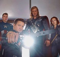 My heroes