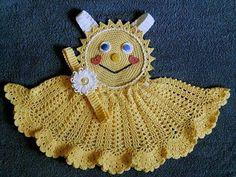 El Örgüsü Bebek Elbise Modelleri | Hobilendik.net