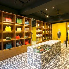 英国・キャサリン妃も愛用するブランド「Orla Kiely」の路面店が表参道にオープン