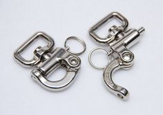 Snap Shackle Swivel 1in Slot - MIL-SPEC MONKEY STORE