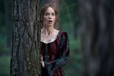 "I got The Baker's Wife from ""Into the Woods""! Which Emily Blunt Character Are You?"