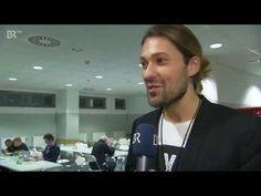 David Garrett interviewed by BR Fernsehen in Nürnberg 21.11.2016 - YouTube
