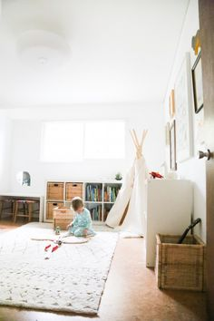 Our Home: Kids' rooms and ours - Hither and Thither